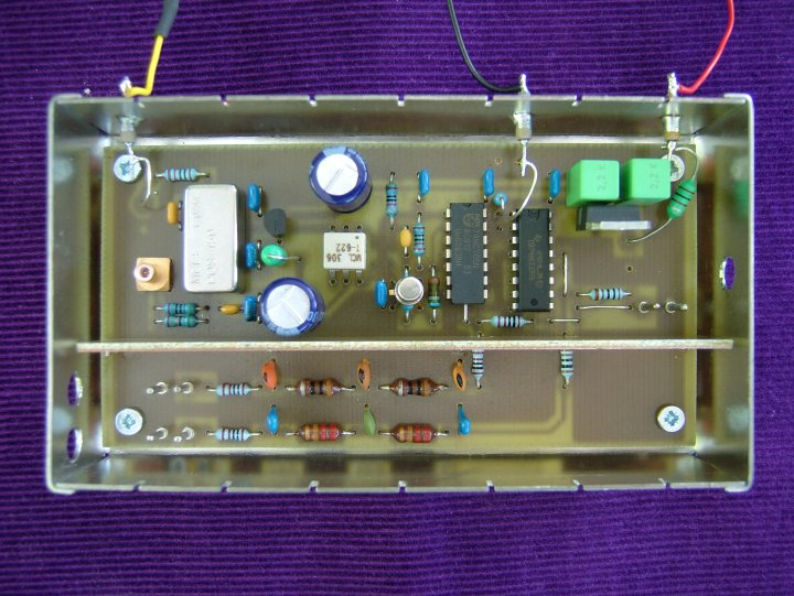NovoTone - Wobulateur FI - IF Wobbulator - 455kHz - 10,7MHz
