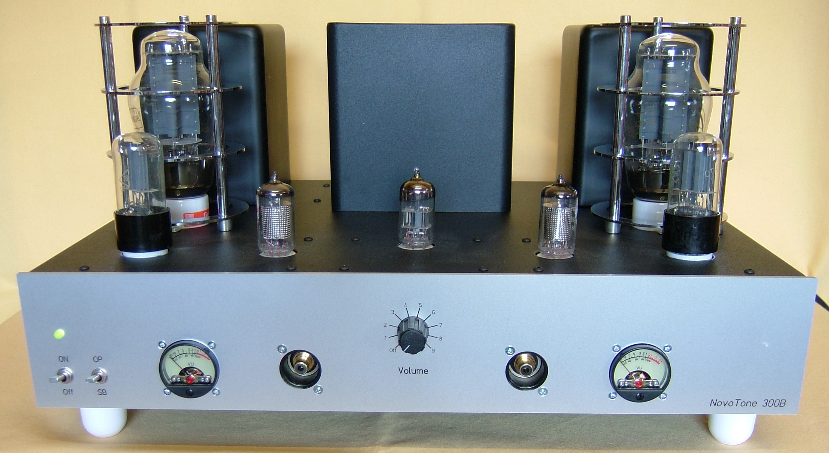 NovoTone - Amplificateur 300B - Single End Amplifier